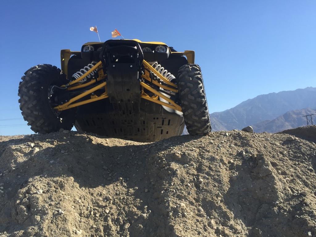 Rock Crawlin Yamaha YXZ4