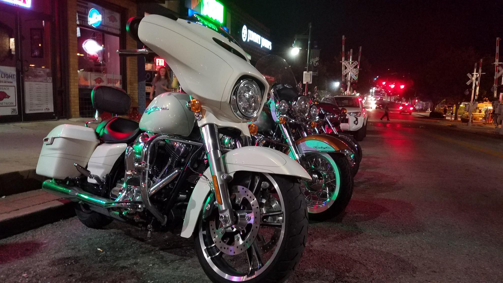 Bikes, Blues & BBQ -Fayetteville