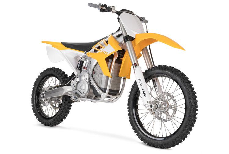 Alta's E-bike