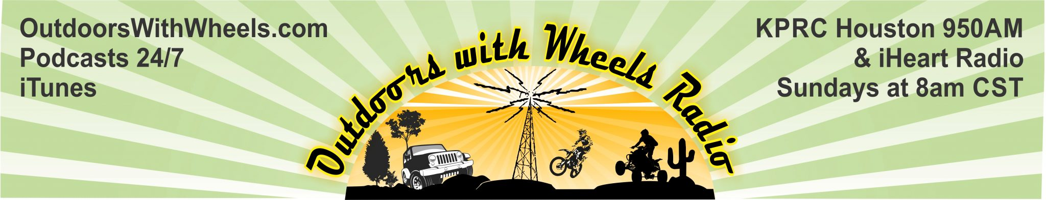 Wheeled Outdoor Adventure Sports Podcasts